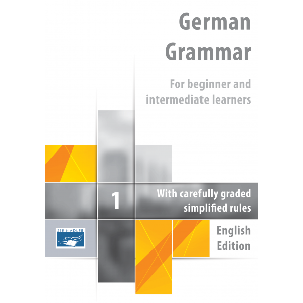 German Grammar 1 - English Edition